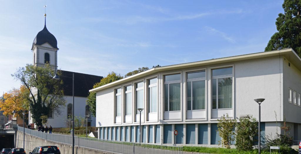 Reformiertes Kirchgemeindehaus Baden