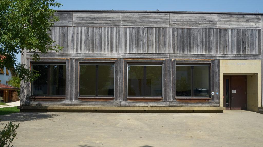 Gemeinschaftszentrum an der Moosstrasse 30 in Rütihof