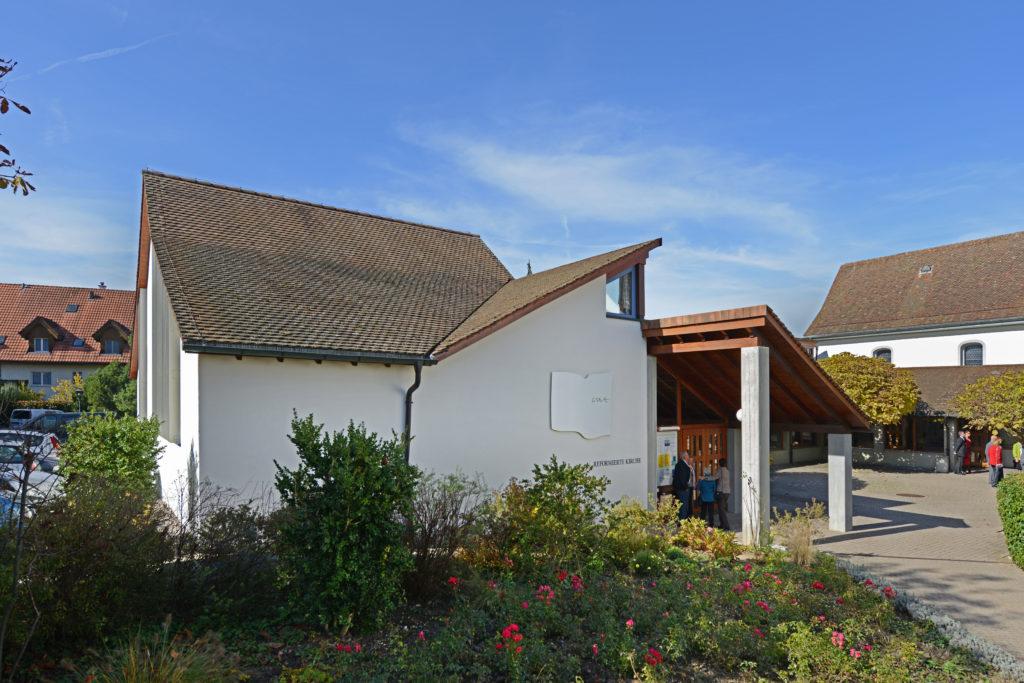 Ökumenisches Kirchenzentrum Ehrendingen