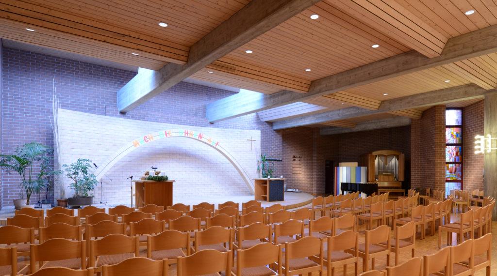 Reformierte Kirche Nussbaumen