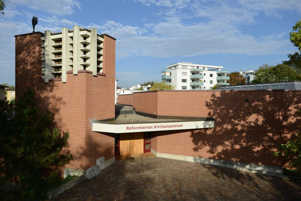 Reformiertes Kirchenzentrum Nussbaumen