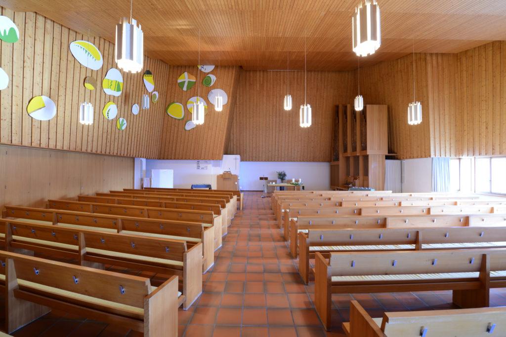 Reformierte Kirche Untersiggenthal