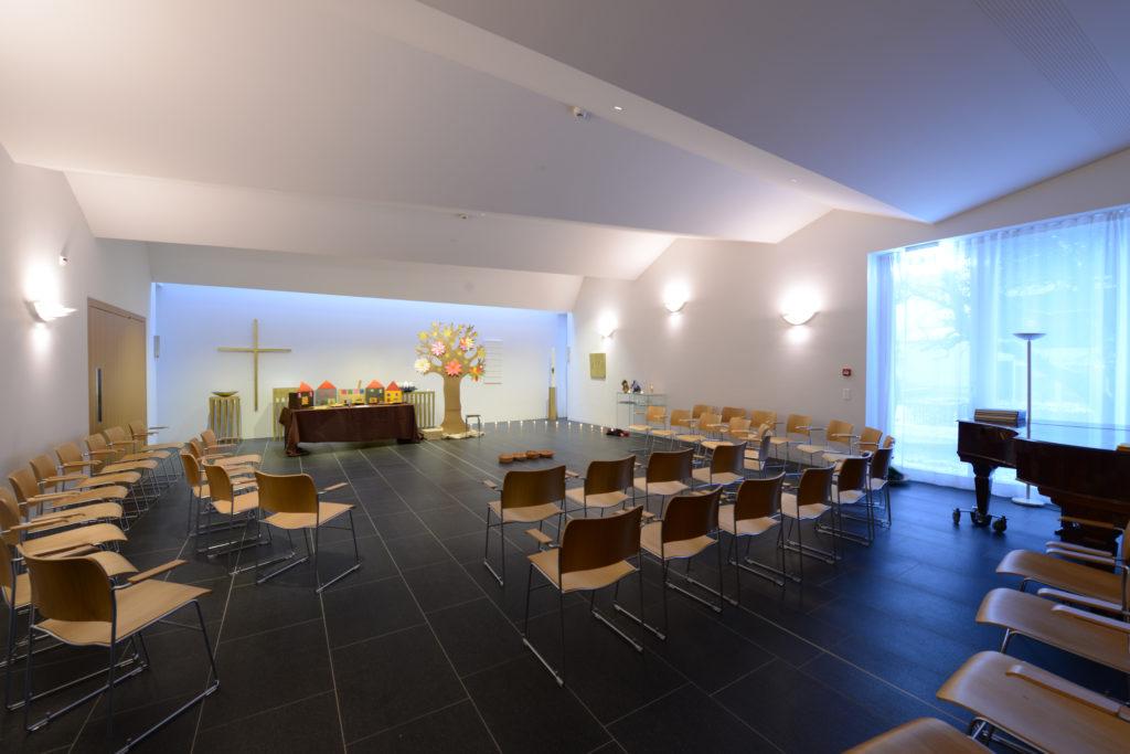 Ökumenischer Kirchenraum
